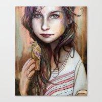 Circe Canvas Print