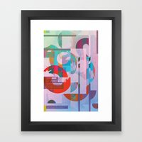 If You Don't Ask Framed Art Print