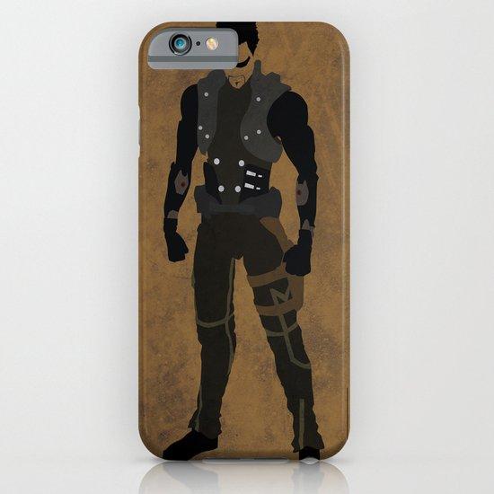 Adam Jensen iPhone & iPod Case