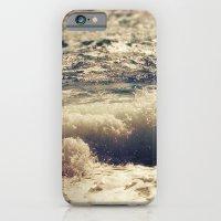 iPhone & iPod Case featuring autumn sea by angelenka