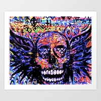 FRESH 2-DEATH Art Print