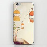 The Views In Santa Cruz iPhone & iPod Skin