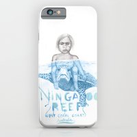 iPhone & iPod Case featuring Ningaloo Reef by Carmine Bellucci