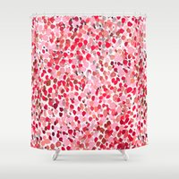 Lighthearted Sweetheart Shower Curtain