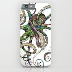 Octopsychedelia iPhone 6 Slim Case