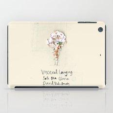 Visceral Longing  iPad Case