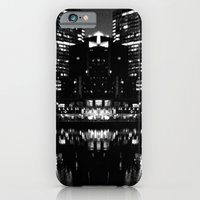boston iPhone & iPod Cases featuring Boston by Nichole Giordano