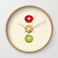 Go Kiwi Wall Clock