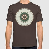 Need A Little Christmas … Mens Fitted Tee Brown SMALL