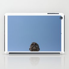 head iPad Case