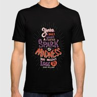 T-shirt featuring Spark Of Madness by Risa Rodil