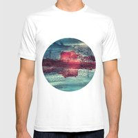 Sweet Home Mens Fitted Tee White SMALL