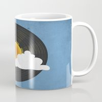 Sunburst Records Mug