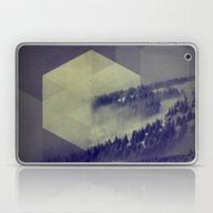 Blue Mountains Laptop & iPad Skin