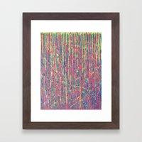 Styro Framed Art Print