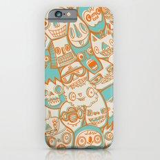 Faces II iPhone 6s Slim Case