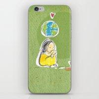 Seeds of Love iPhone & iPod Skin