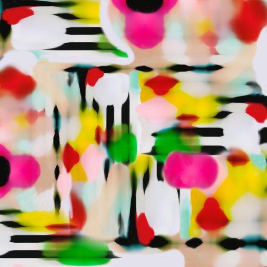 Colour Love Canvas Print