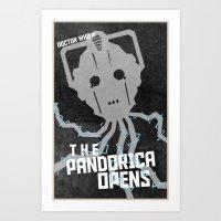 The Pandorica Opens (12 … Art Print