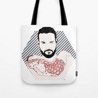 Beard02 Tote Bag