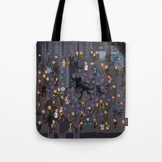 Super Aliens³ Resurrection Tote Bag