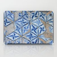 Tiling With Pattern iPad Case