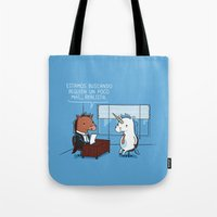 Realista Tote Bag