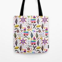 Fiesta Mexicana Tote Bag
