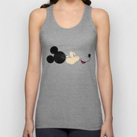 Deconstructing Mickey Unisex Tank Top