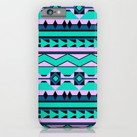 Aztec Pattern iPhone 6 Slim Case