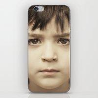 javi2 iPhone & iPod Skin