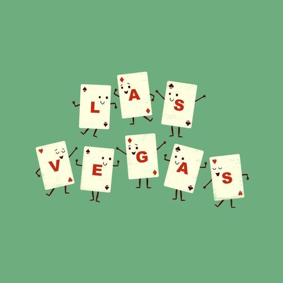 Viva Las Vegas! Art Print
