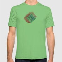 Sharpner Mens Fitted Tee Grass SMALL