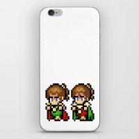 Final Fantasy II - Palom… iPhone & iPod Skin