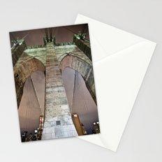 The bridge. Stationery Cards