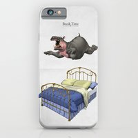 iPhone & iPod Case featuring Break Time by Rob Snow