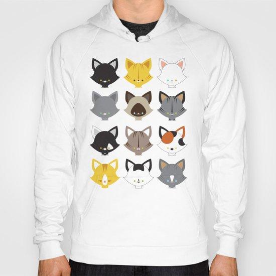 Cats, Cats, Cats Hoody