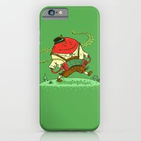 iPhone & iPod Case featuring The Polka Dot by Nick Volkert
