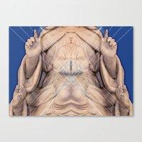 3RD3Y3 Canvas Print