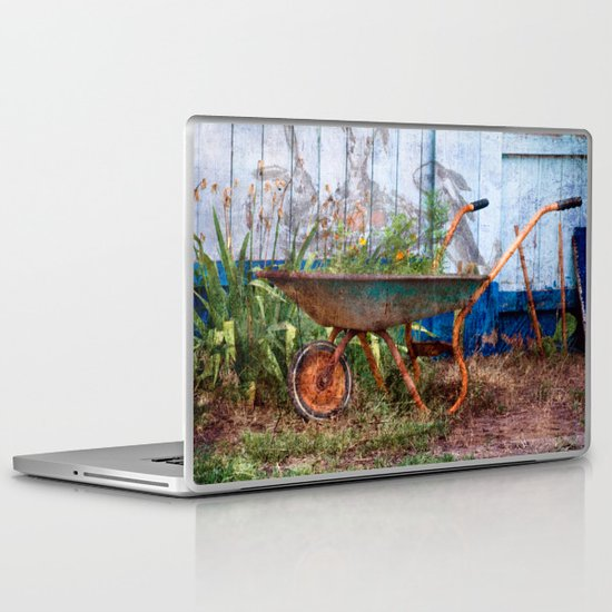 In the Magical Garden Laptop & iPad Skin