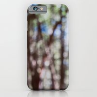 Mystify - Abstract Forest Landscape iPhone 6 Slim Case