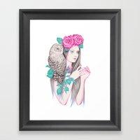 Blossomtime Framed Art Print