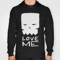 Inverted LOVE ME Hoody