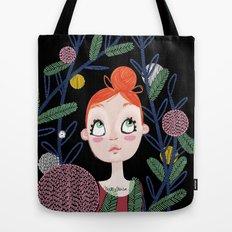 Danseuse nature Tote Bag