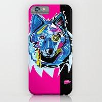 Lazer Wolf iPhone 6 Slim Case