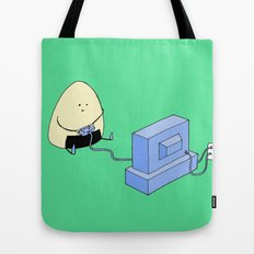 Onigiri video games! Tote Bag