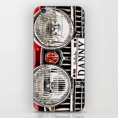 MG Danny iPhone & iPod Skin