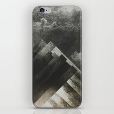 Mount everest and me iPhone & iPod Skin