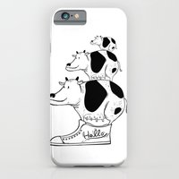 cow baby iPhone 6 Slim Case