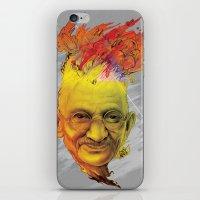 Mahatma iPhone & iPod Skin